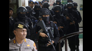 Indonesia passes new terror law after attacks using children