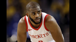 Paul receiving regular treatment to return for Rockets