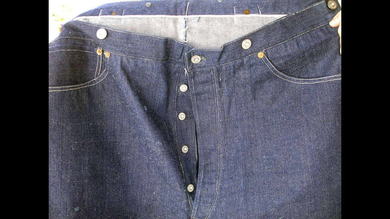 22e06d91 Vintage denim: 125-year-old Levis sell for nearly $100K | WFTV