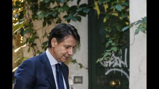 The Latest: Italy: President nixed Cabinet pick over markets
