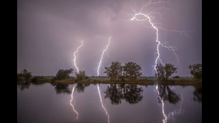 2 women struck by lightning as summer storms lash Germany