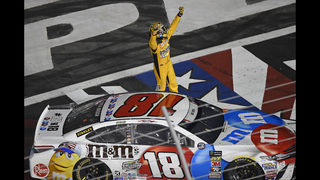 Gibbs: Kyle Busch is simply