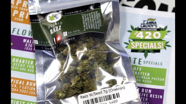 Easy entry into Oregon's legal pot market means huge surplus | WFTV