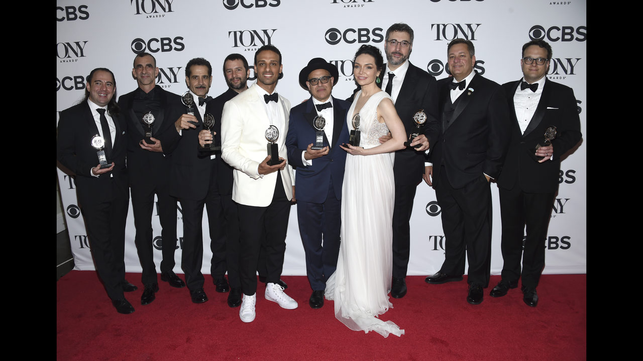 A Theme Of Tolerance Inclusion At This Years Tony Awards