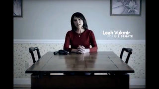 Gun by her side, GOP US Senate candidate talks of threats