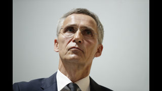 NATO head: No guarantee trans-Atlantic alliance will survive
