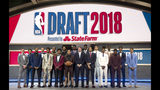 Memphis Grizzlies take Jackson Jr., Carter in 2018 NBA Draft