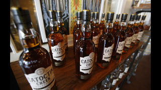 Tariffs stir unrest among American whiskey producers