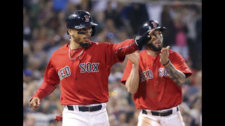 Martinez HR helps Red Sox rally from 5 down, top M