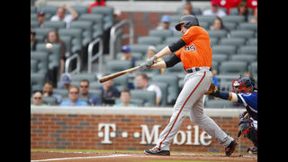 Trumbo hits first-inning grand slam, Orioles hold off Braves