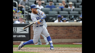 Dodgers hit 7 HRs, beat Mets 8-7 on Turner