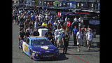 The Latest: Martin Truex Jr. conquers Sonoma