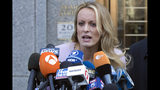 The Latest: Prosecutors cancel Stormy Daniels meeting