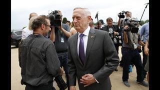 Mattis focusing on strategic security issues in China talks