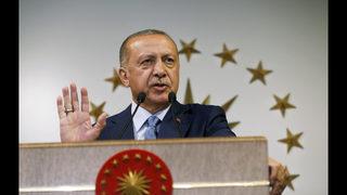 The Latest: Austrian nationalist criticizes Turkish voting
