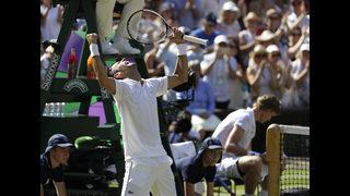 Djokovic, Kerber, Williams each made a comeback at Wimbledon