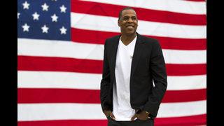 Jay-Z unhappy