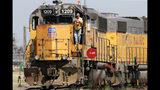 Union Pacific train derails in Pittsburg County
