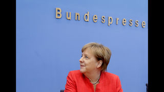 Merkel insists US ties key to Germany despite Trump tensions