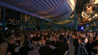 Gala opens countdown to 50th anniversary of 1st moon landing