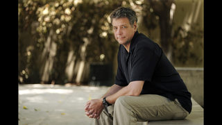 Author tells of kidnapping by pirates he