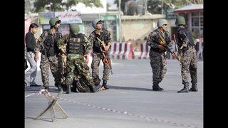 Official: Gunmen kill 4 civilians in mosque in Afghanistan