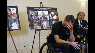 Shooting victims outraged over MGM