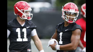 UGA QB battle features experience vs. athleticism