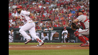 Nats walked off again, this time by Cards