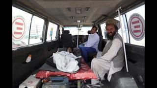 Taliban overrun Afghan army base, kill 17 troops