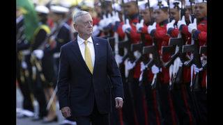 US Defense Secretary Mattis pitches closer US-Brazil ties