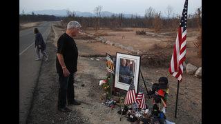 Record-breaking fire tornado killed California firefighter