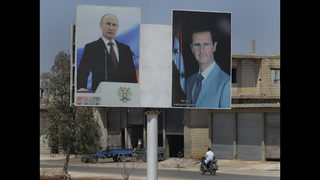 Russia says drone attacks on its Syria base have increased