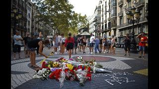 Spain remembers terror attacks that killed 16 in Catalonia