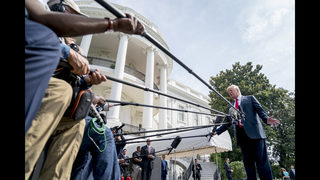 The Latest: Trump expects to revoke Ohr