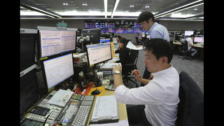 Global shares mostly higher on hopes for China trade talks