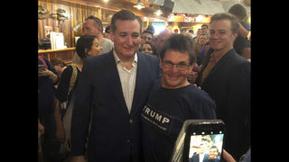Trump help for Cruz could spell new twist for odd couple