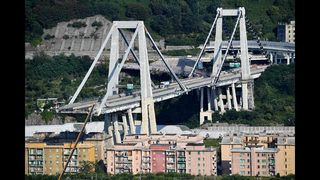 Italy bridge designer warned in 1979 of risk of corrosion