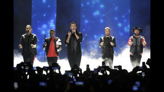 Backstreet Boys announce arena tour, will play Atlanta
