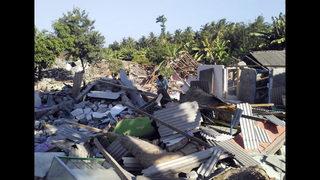 Indonesia: Lombok quakes don