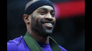 Vince Carter, at 41, not quite ready to call it a career