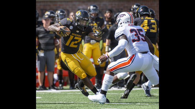 Lock Leads Missouri In Rout Of Ut Martin Fox13