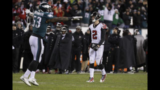 Falcons offense ready to put last year behind them