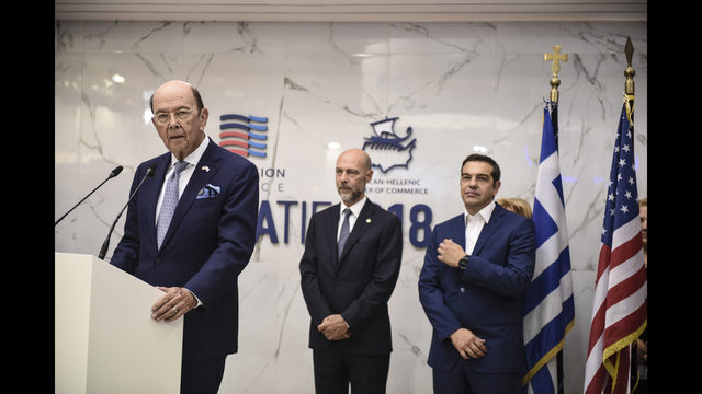 US commerce secretary welcomed in recession-weary Greece ...