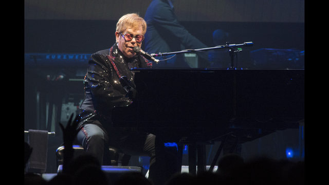 New York New York Elton John Thu, 08 Nov Concerts schedule