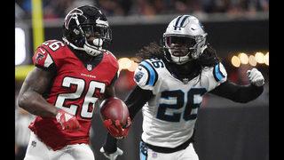 Photos: Panthers vs. Falcons at Atlanta