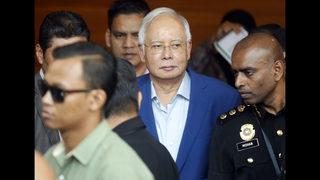 Ex-PM Najib Razak faces new corruption charges in Malaysia
