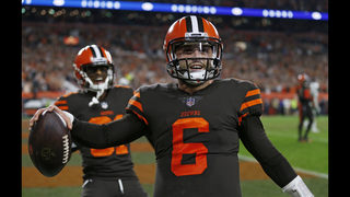 Holding Call: Browns delay naming Mayfield new starting QB