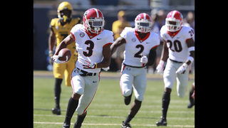 No. 2 Georgia clears another SEC hurdle at Missouri, 43-29