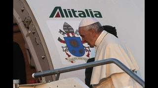 Pope begins Baltics pilgrimage as Russia threat looms large